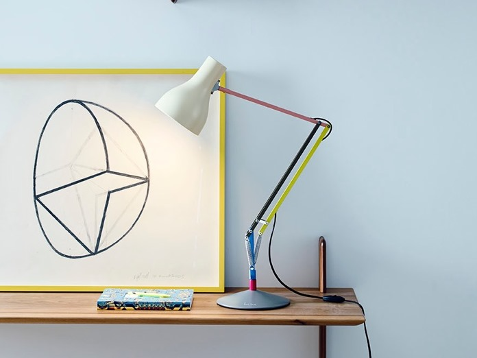 TYPE 75 DESK LAMP PAUL SMITH SPECIAL EDITION