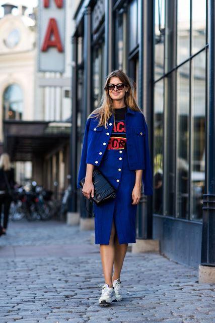 ステファニー ファッションブロガー