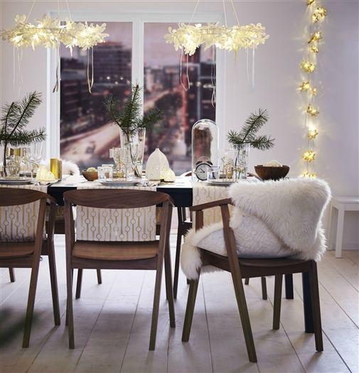 IKEA クリスマスデコレーション