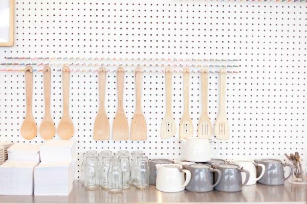 keuken-gaatjesboard