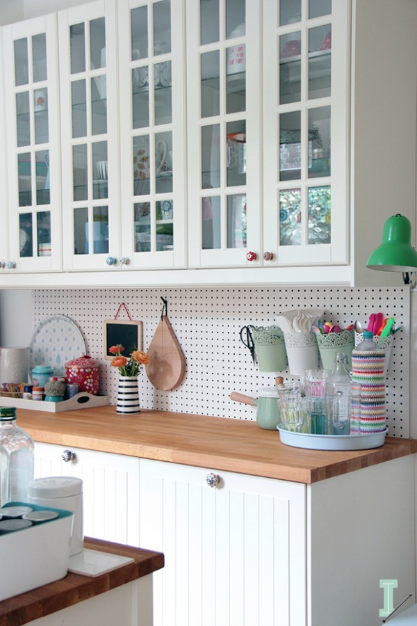 keukenmuur-gaatjesboard